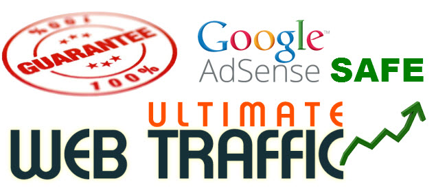 buy Google AdSense safe traffic - 100% guaranteed